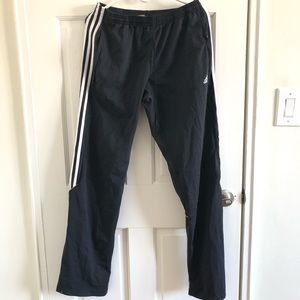 Mens Athletic Pants Adidas M